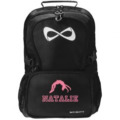 Elite Nfinity Cheerleading Bag With Custom Name