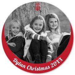 Christmas Coaster Family