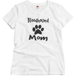 Bloodhound Mom