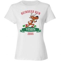 Vixen Reindeer Run