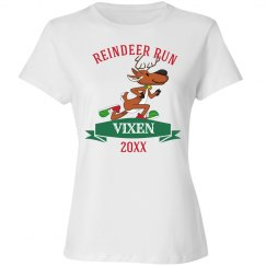 Vixen Reindeer Run