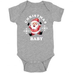 Santa's Christmas Baby