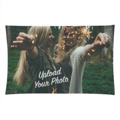 Upload Your Photo Custom Pillowcase
