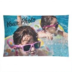 Custom Pillowcase All Over Photo