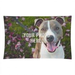 Custom Photo Upload Pet Pillowcase