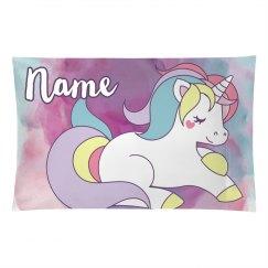 Little Unicorn Unique Custom Name