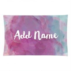 Custom Name Watercolor Gift