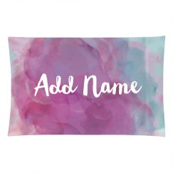 Custom Name Watercolor Gift