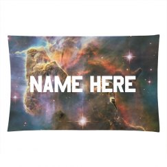 Custom Name Space Galaxy Gift