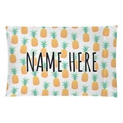 Pineapple Paradise Custom Name