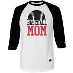 This Baseball Mom Rocks