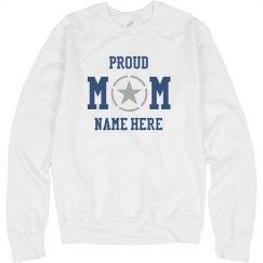 Air Force Mom Pride
