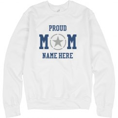 Air Force Mom Pride
