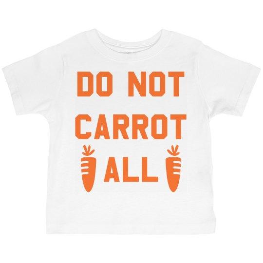 6bb3fc6d Funny Toddler Easter Pun Shirts Toddler Basic Promo Jersey T-Shirt