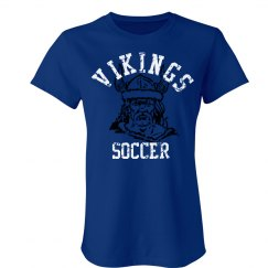 Vikings Soccer Distessed