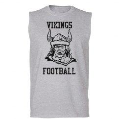 Viking Football Fan