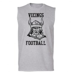 Viking Football Fan
