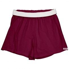 Vikings Cheer Shorts