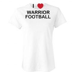 I Heart Football Tee