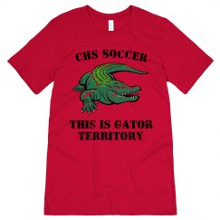 Gator Soccer Territory