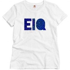 Blue Glitter EIQ