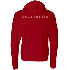 Men's Hoodie- Anesthesia