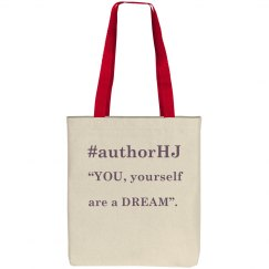 """Dream"" - Tote Bag (""The Piano"")"