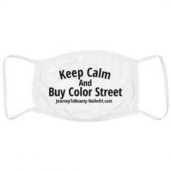 Keep Calm Mask 1