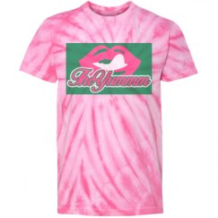 Youth Tie-Dye Cyclone Pinwheel Tee
