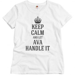 Let Ava handle it