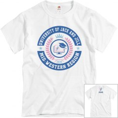 JJ Regional Team Mens/Unisex T-Shirt