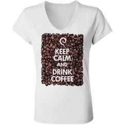 Keep Calm Drink Coffee