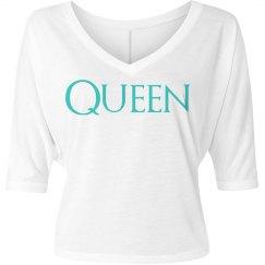 Queen Designer Shirt