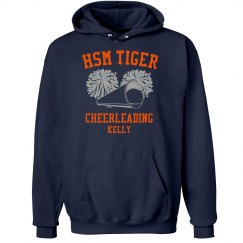 Tiger Cheerleading