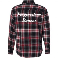 Flannel dancer