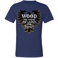 Wood. The Legend