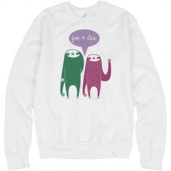 Custom Sloth Love
