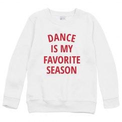 Dance is My Favorite Season Youth