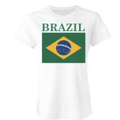 Brazil Soccer Shirt