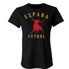 Espana Futbol Spain Fan