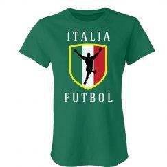 Italia Futbol Distressed