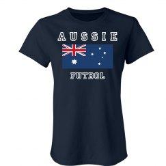 Aussie Futbol Shirt