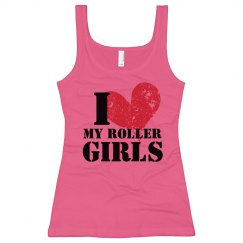 I Heart My Roller Girls