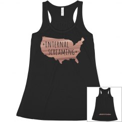 Internal Screaming Tank black