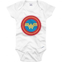 This Baby Is Wonder Woman Spoof