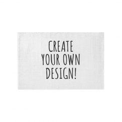 Create Your Own Custom Rug