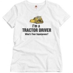 I'm a Tractor Driver