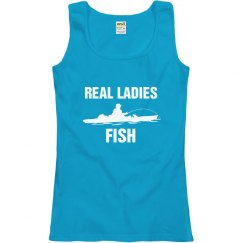 Real Ladies Fish