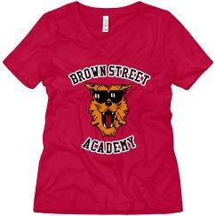Women's T-shirt Red