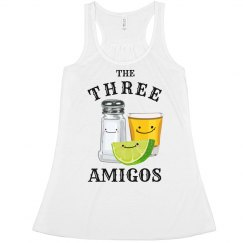 The Three Drunken Amigos